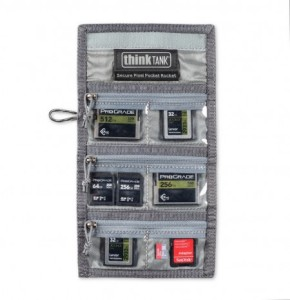 Secure Pixel Pocket Rocket™ Grey